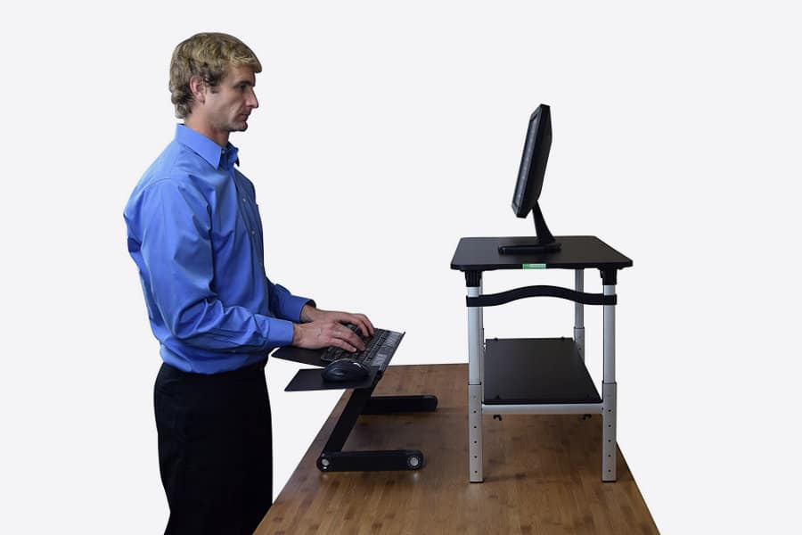 The 6 Best Standing Desks For A Tall Person Painless
